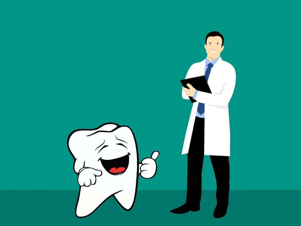 Co zrobić aby dziecko nie bało się wizyty u stomatologa?