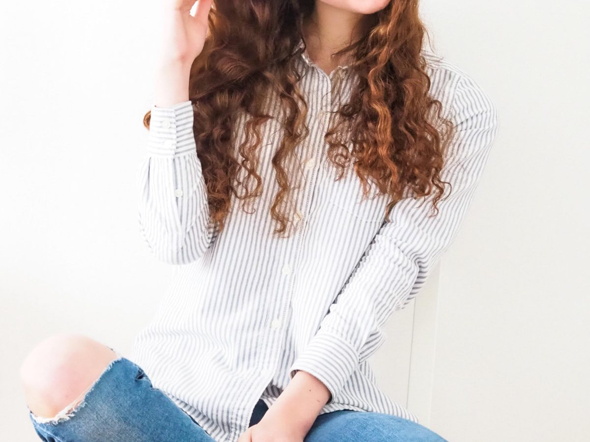 Podstawowy element kobiecej garderoby – damska koszula.